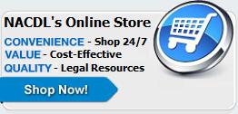 NACDL Store Logo